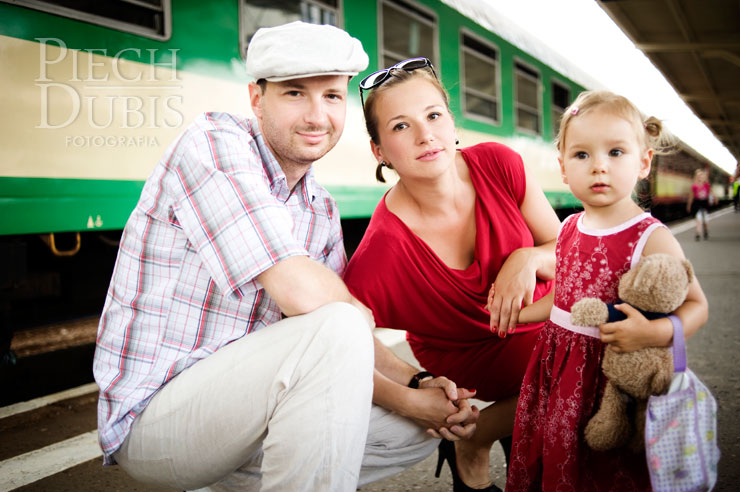Ada, Tomek, Bianka i Tymek – sesja rodzinna