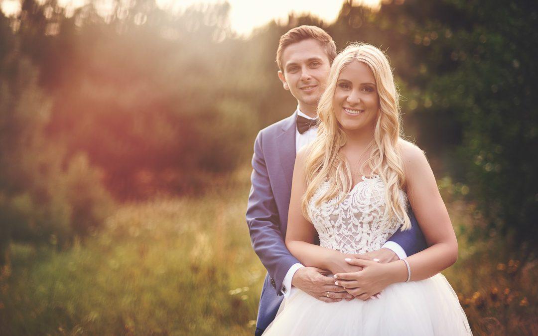 Magda i Bartek – plener ślubny