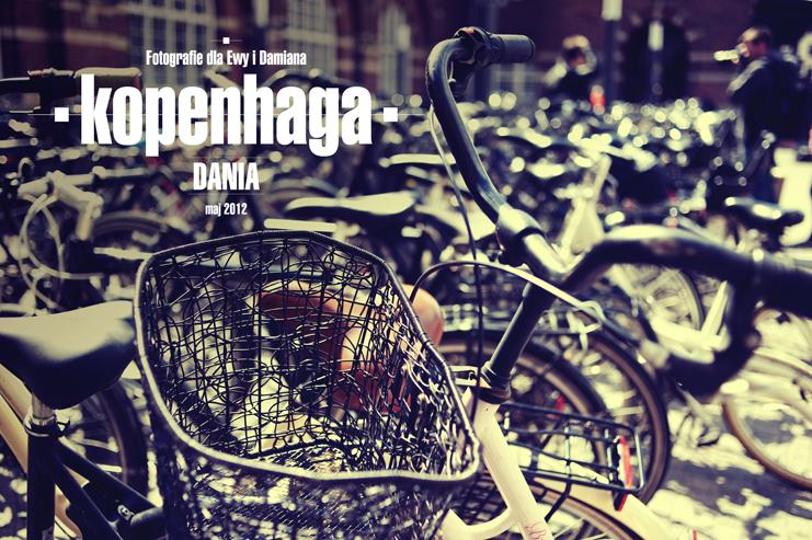 Fotografie dla Ewy i Damiana – Kopenhaga