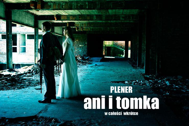 Ania i Tomek – plener