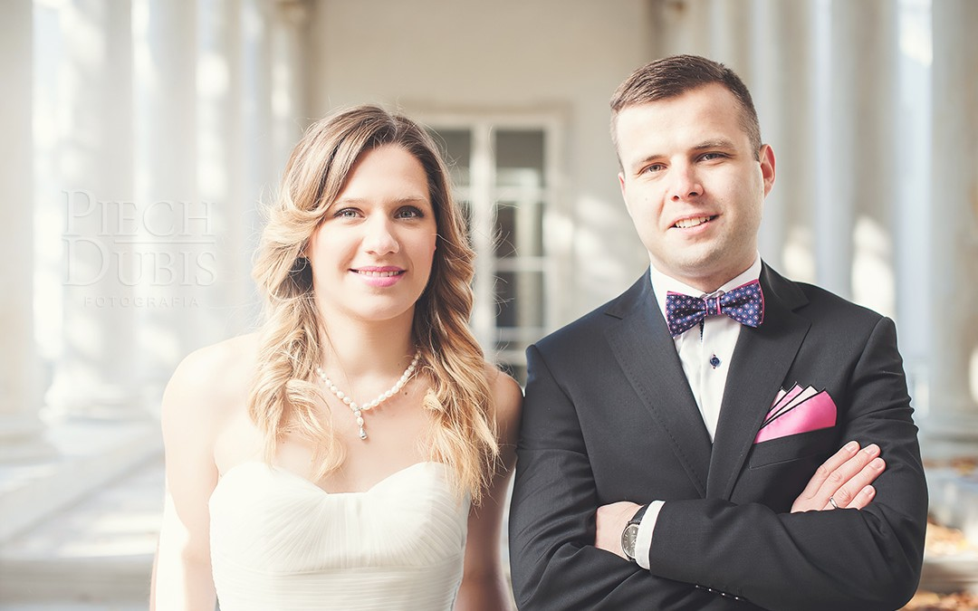 Aleksandra i Tomasz – plener ślubny
