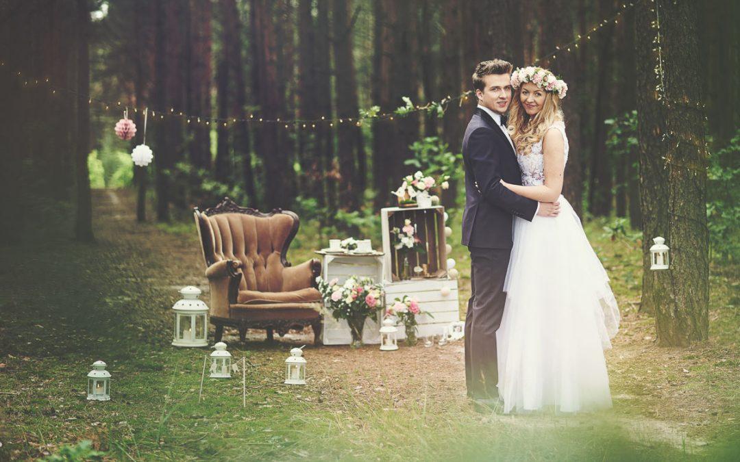 Hania i Adam – plener ślubny