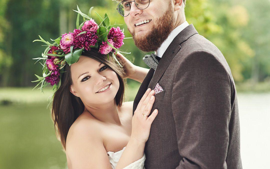 N+J – plener ślubny