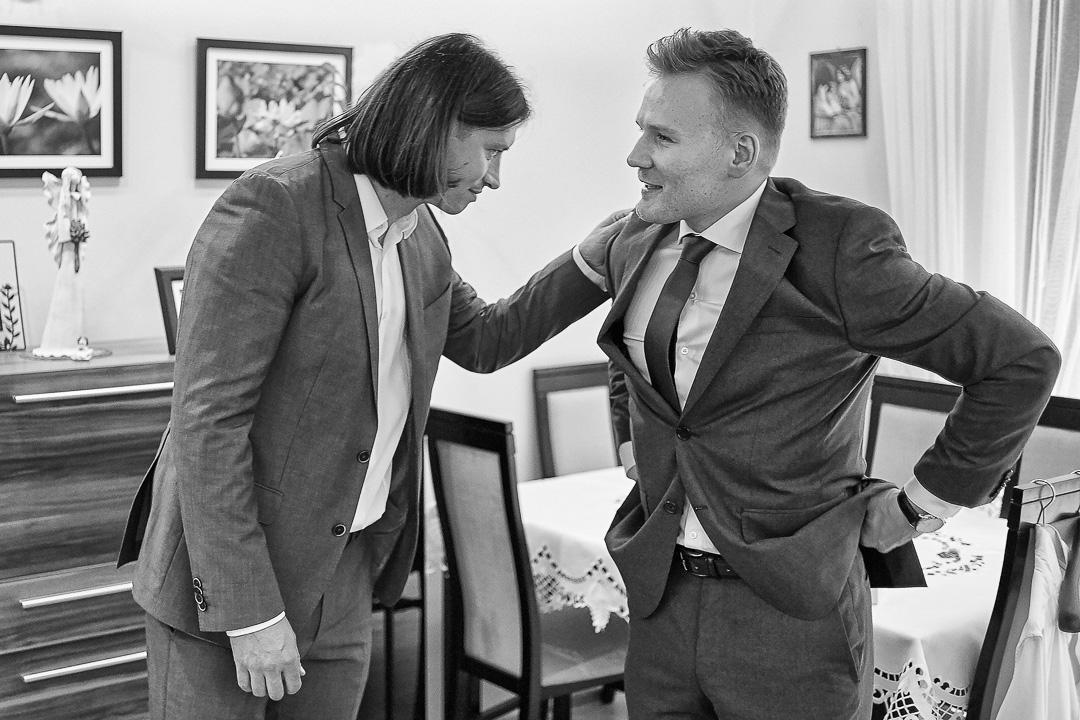 Kamila i Adrian - fotoreportaż ślubny 7