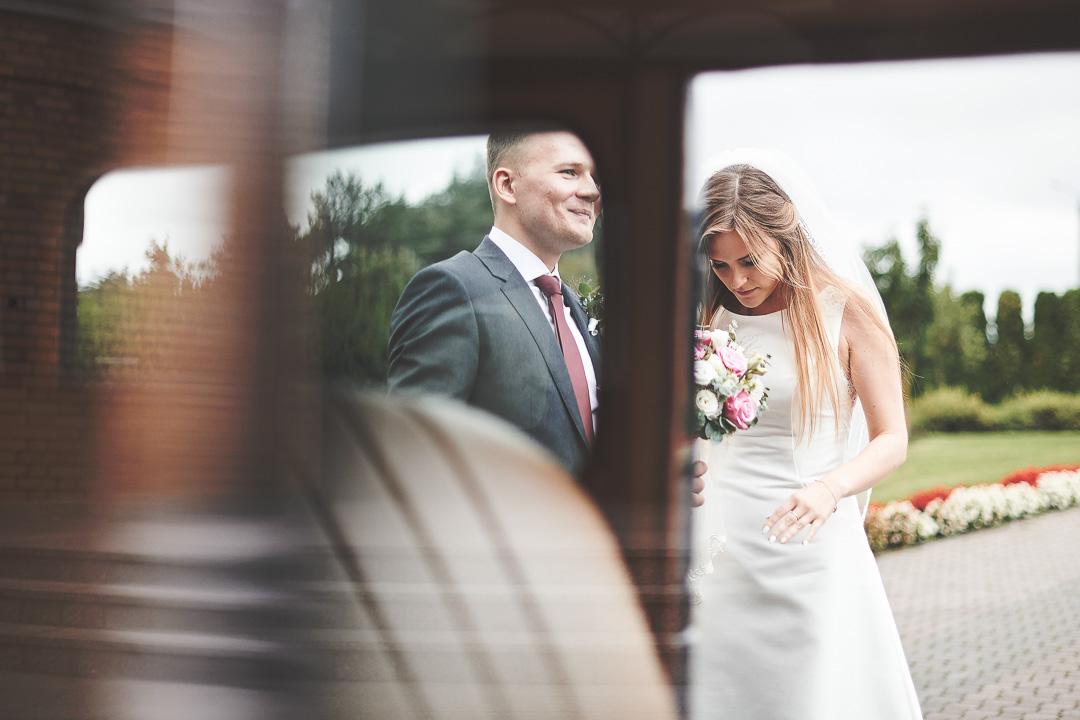Kamila i Adrian - fotoreportaż ślubny 36