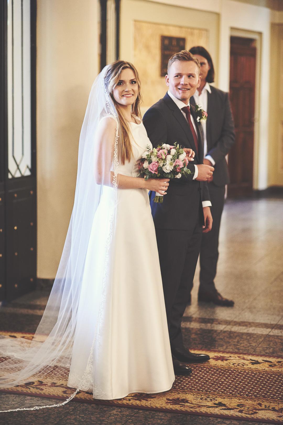 Kamila i Adrian - fotoreportaż ślubny 46