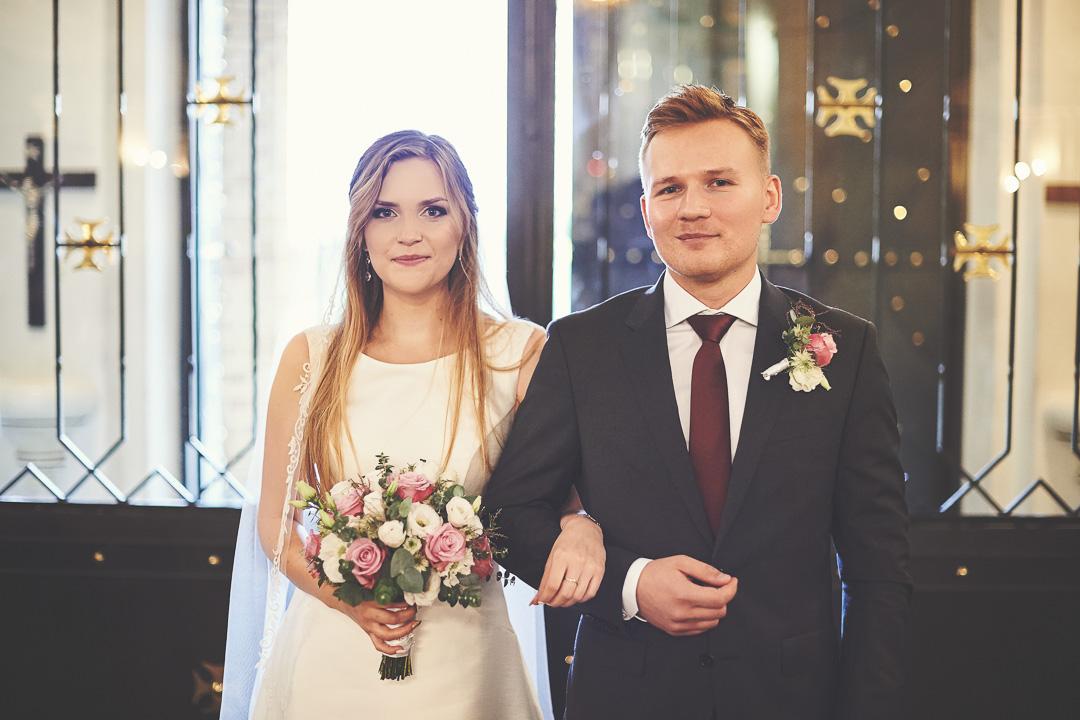 Kamila i Adrian - fotoreportaż ślubny 48
