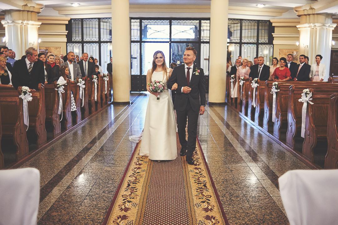 Kamila i Adrian - fotoreportaż ślubny 49