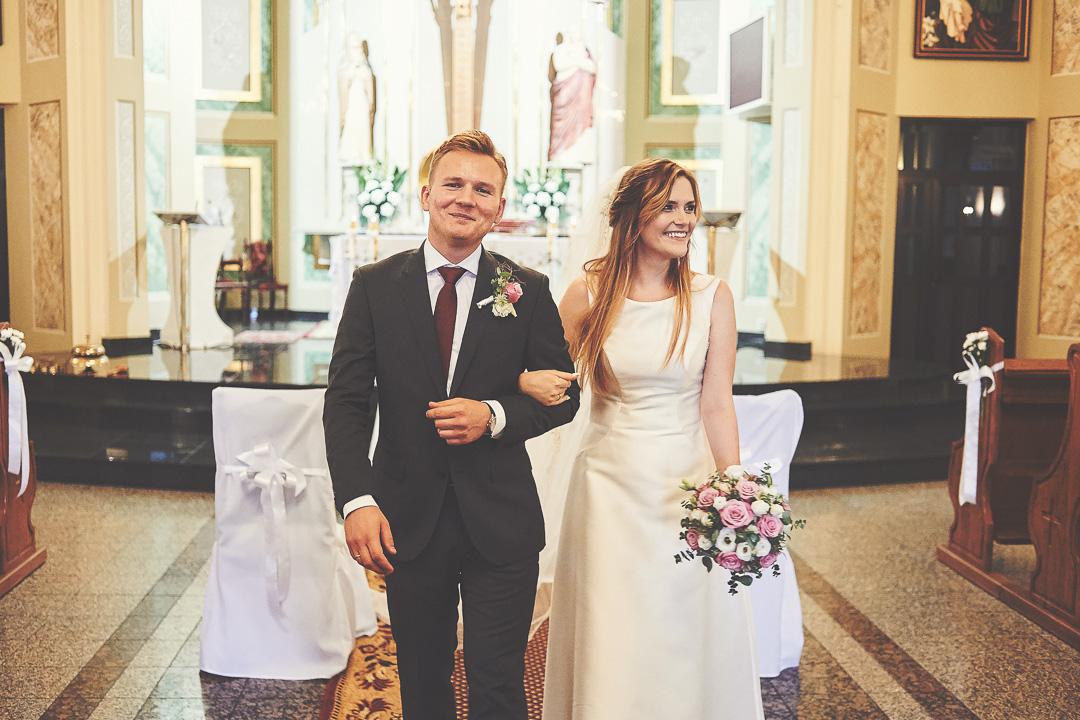 Kamila i Adrian - fotoreportaż ślubny 63
