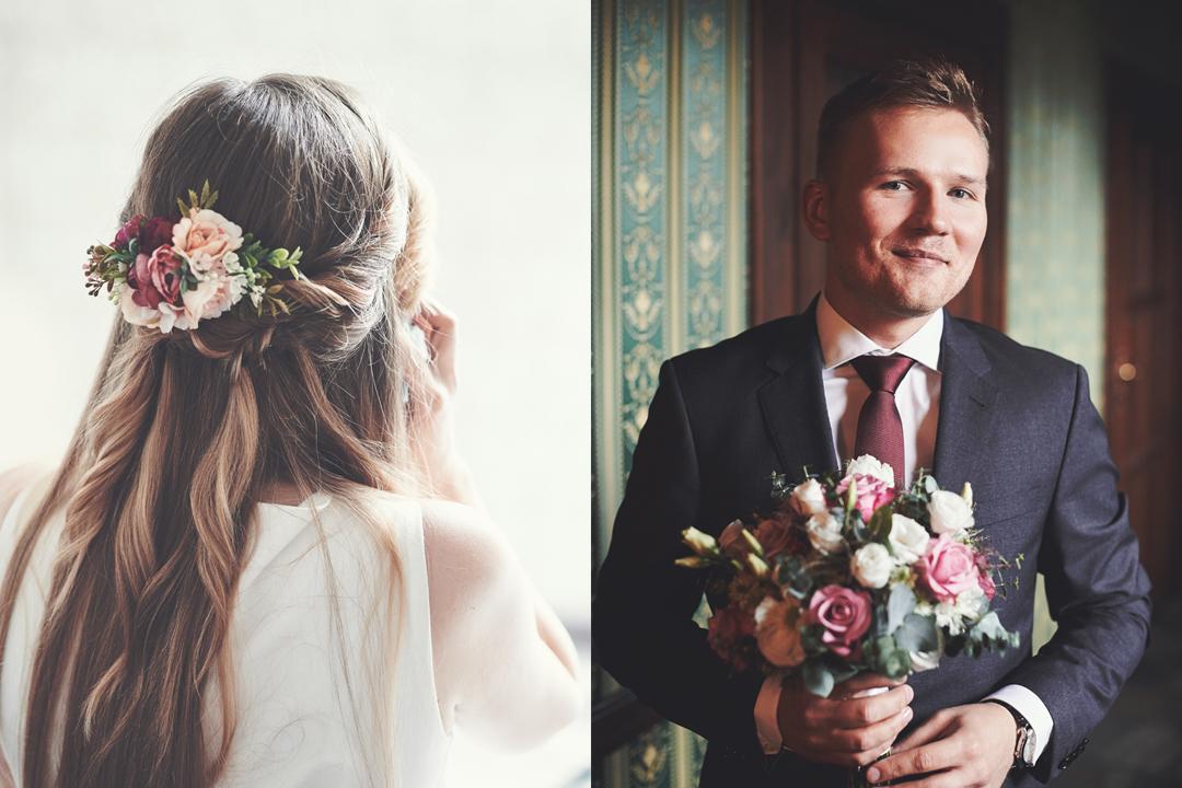 Kamila i Adrian - fotoreportaż ślubny 20
