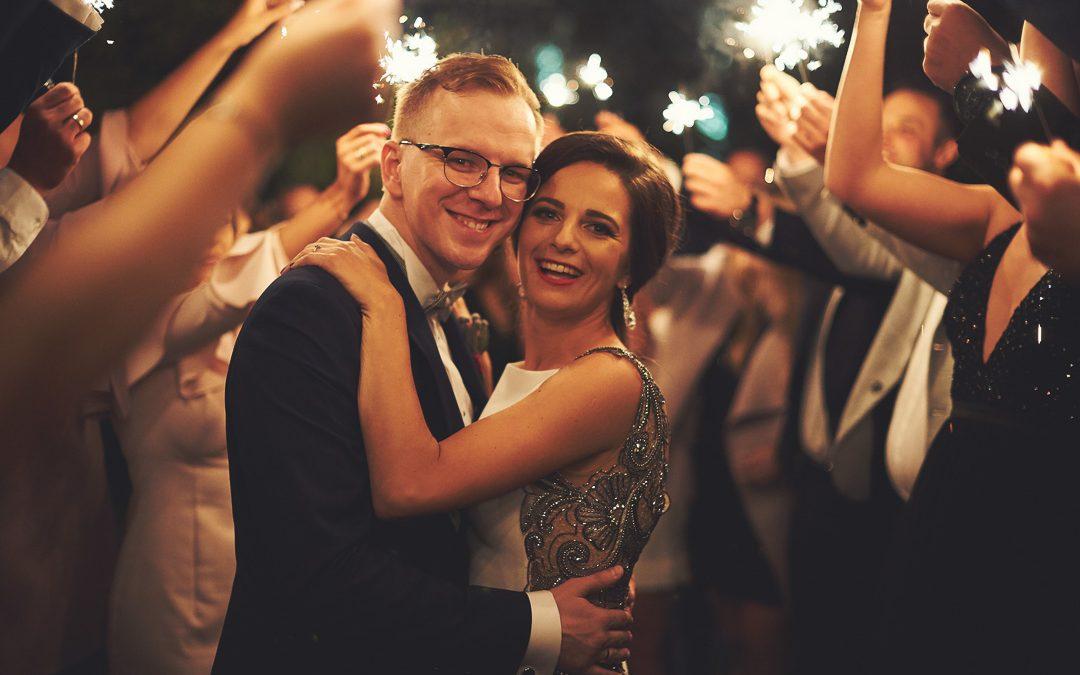 Marta i Hubert – fotoreportaż ślubny