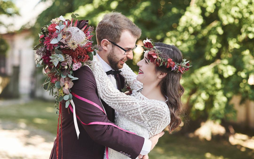 M+K – fotoreportaż ślubny