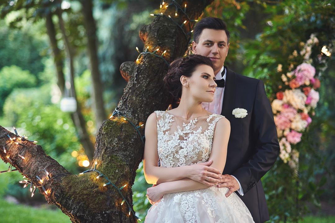 Fotoreportaż ze ślubu Ani i Patryka / Villa Julianna 1