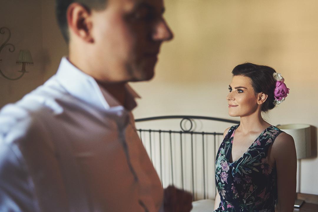 Fotoreportaż ze ślubu Ani i Patryka / Villa Julianna 17