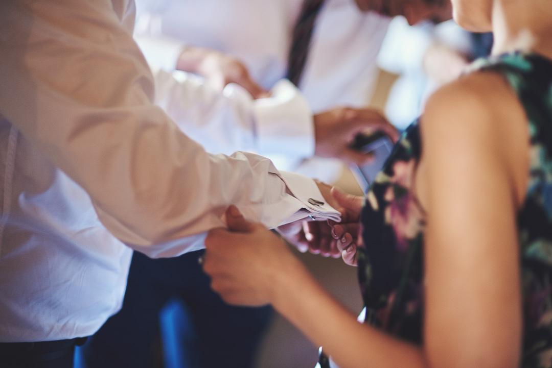 Fotoreportaż ze ślubu Ani i Patryka / Villa Julianna 18