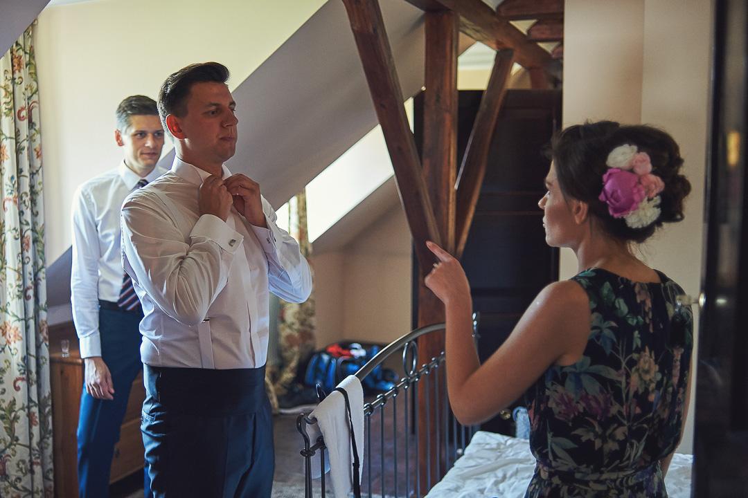 Fotoreportaż ze ślubu Ani i Patryka / Villa Julianna 22
