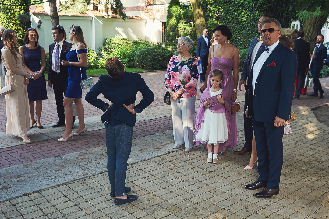 Fotoreportaż ze ślubu Ani i Patryka / Villa Julianna 28