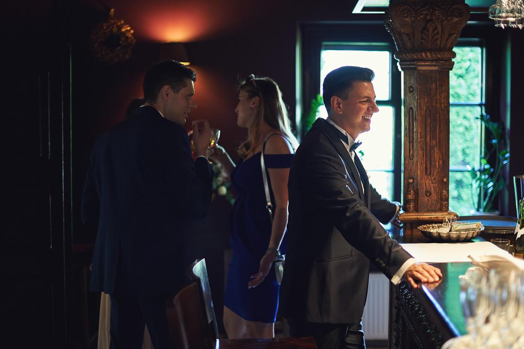 Fotoreportaż ze ślubu Ani i Patryka / Villa Julianna 34