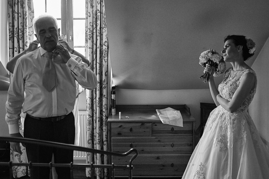 Fotoreportaż ze ślubu Ani i Patryka / Villa Julianna 36
