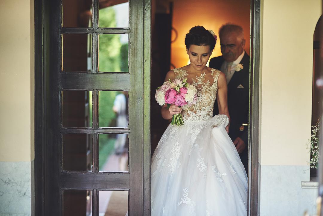 Fotoreportaż ze ślubu Ani i Patryka / Villa Julianna 40