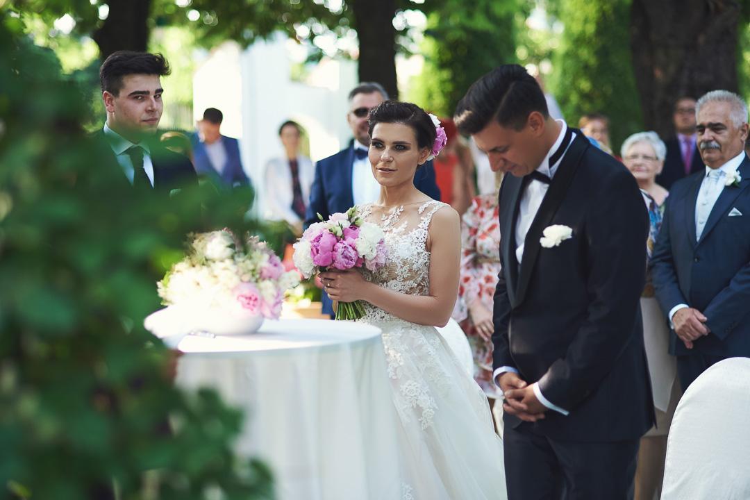 Fotoreportaż ze ślubu Ani i Patryka / Villa Julianna 46