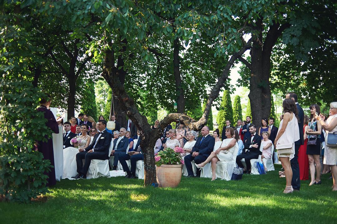 Fotoreportaż ze ślubu Ani i Patryka / Villa Julianna 48