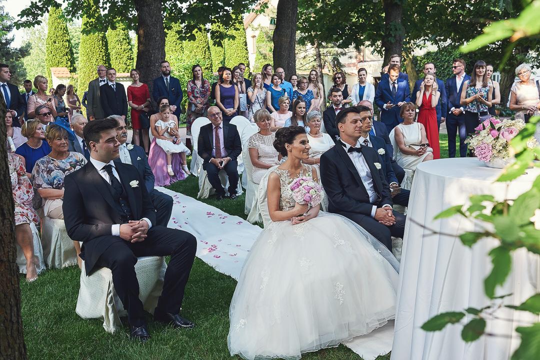 Fotoreportaż ze ślubu Ani i Patryka / Villa Julianna 50