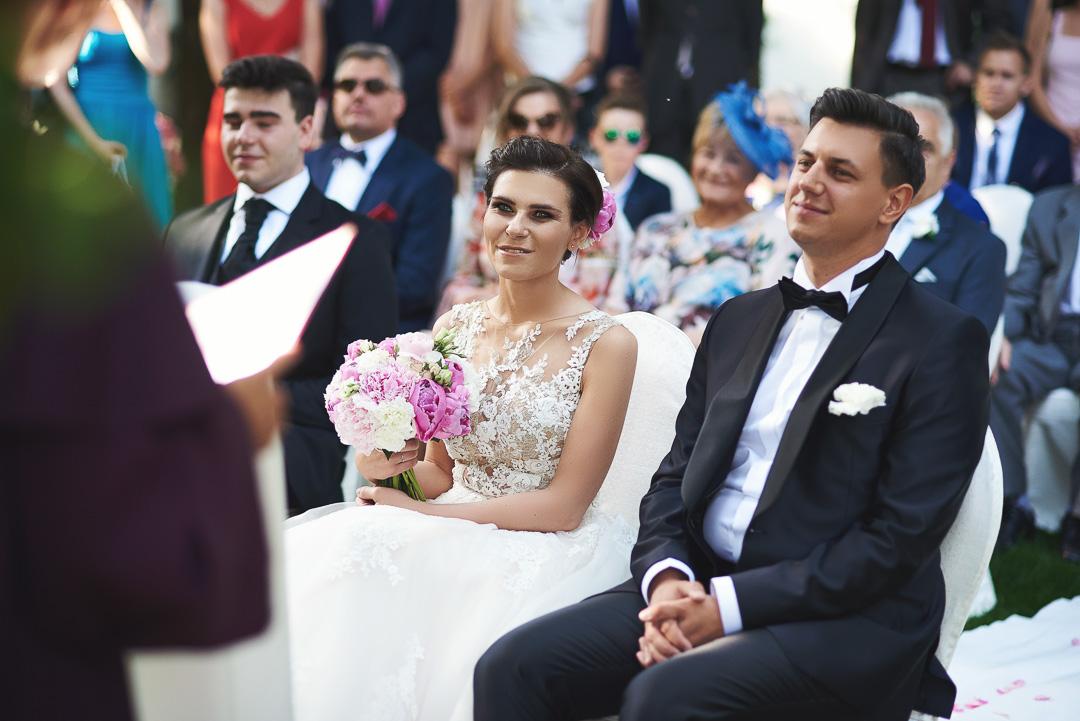 Fotoreportaż ze ślubu Ani i Patryka / Villa Julianna 51