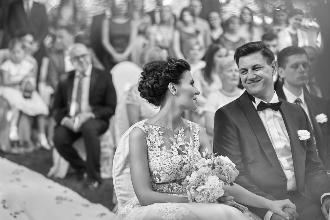 Fotoreportaż ze ślubu Ani i Patryka / Villa Julianna 52