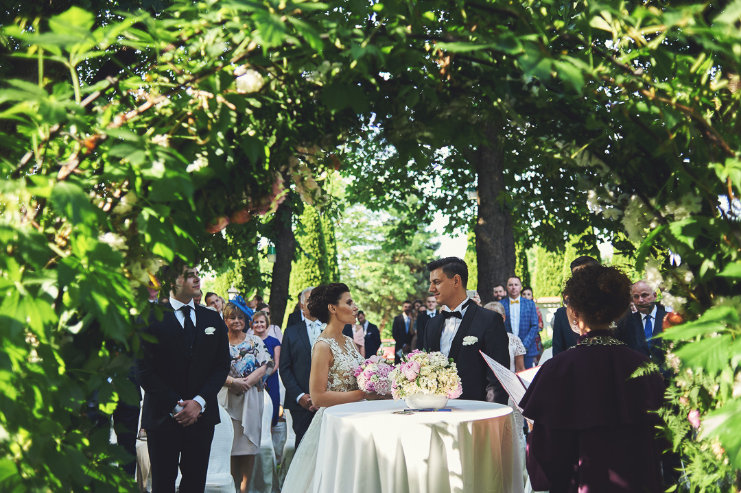 Fotoreportaż ze ślubu Ani i Patryka / Villa Julianna 55
