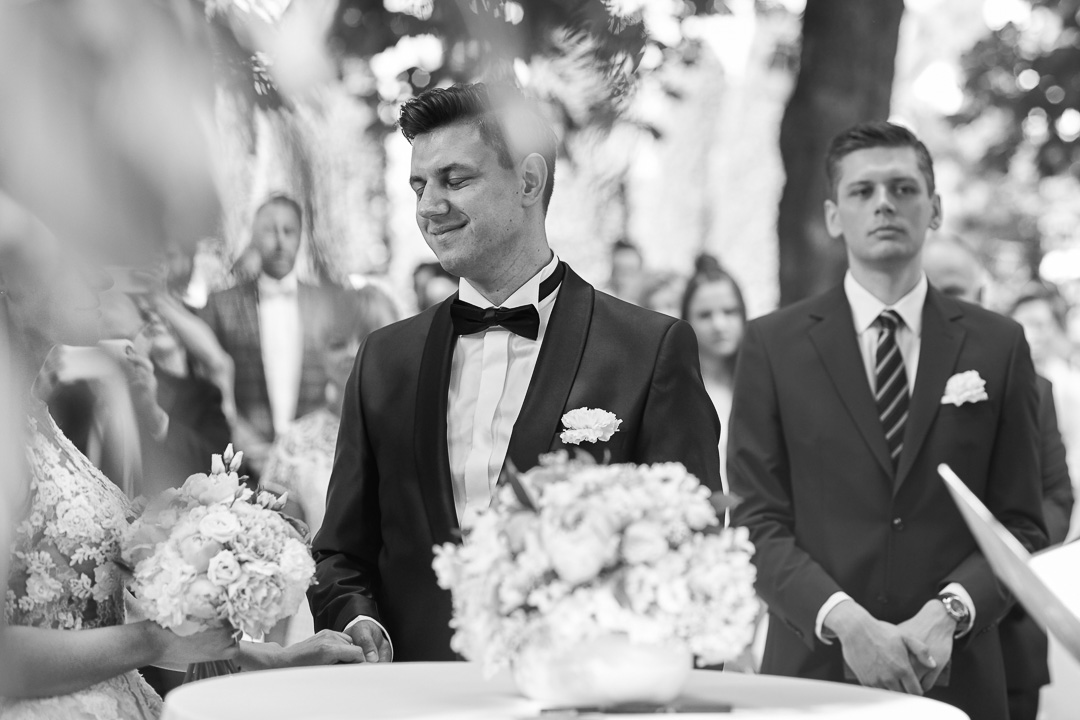 Fotoreportaż ze ślubu Ani i Patryka / Villa Julianna 56