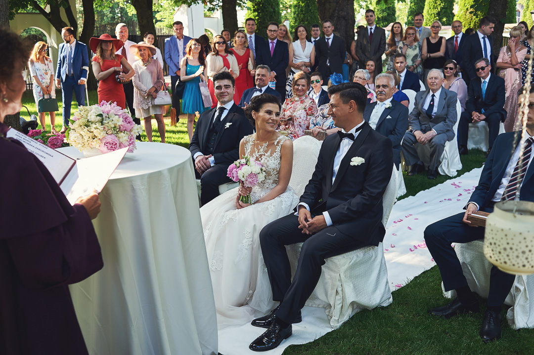Fotoreportaż ze ślubu Ani i Patryka / Villa Julianna 59