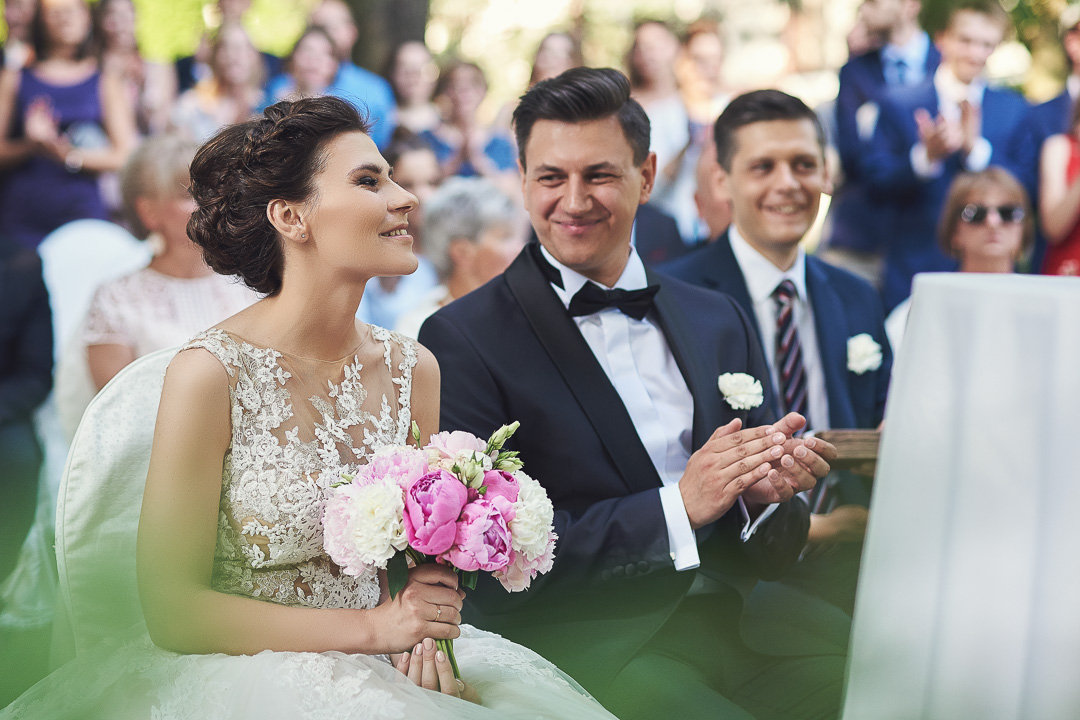 Fotoreportaż ze ślubu Ani i Patryka / Villa Julianna 60