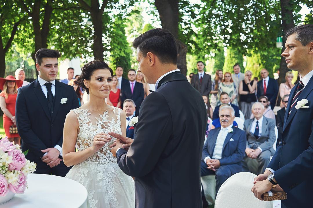 Fotoreportaż ze ślubu Ani i Patryka / Villa Julianna 61