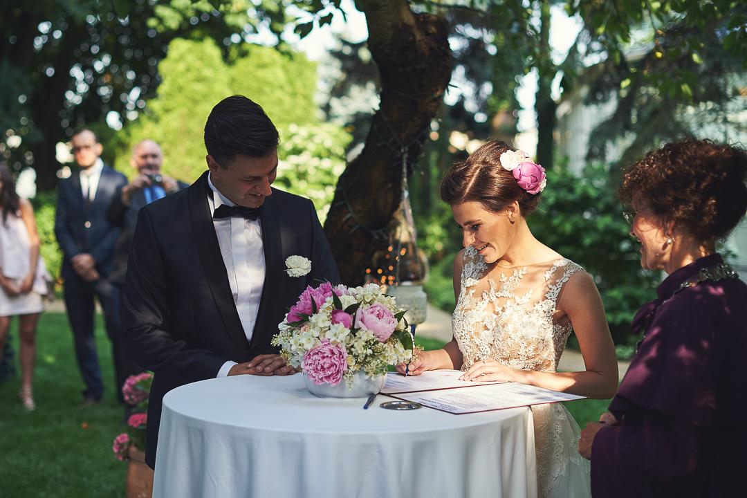 Fotoreportaż ze ślubu Ani i Patryka / Villa Julianna 64