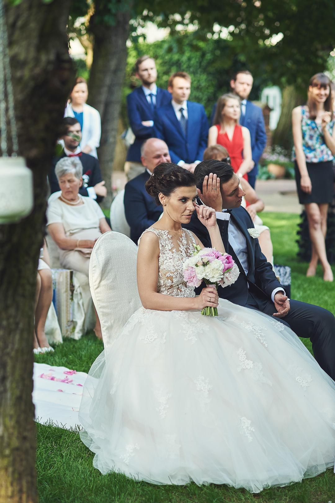 Fotoreportaż ze ślubu Ani i Patryka / Villa Julianna 65