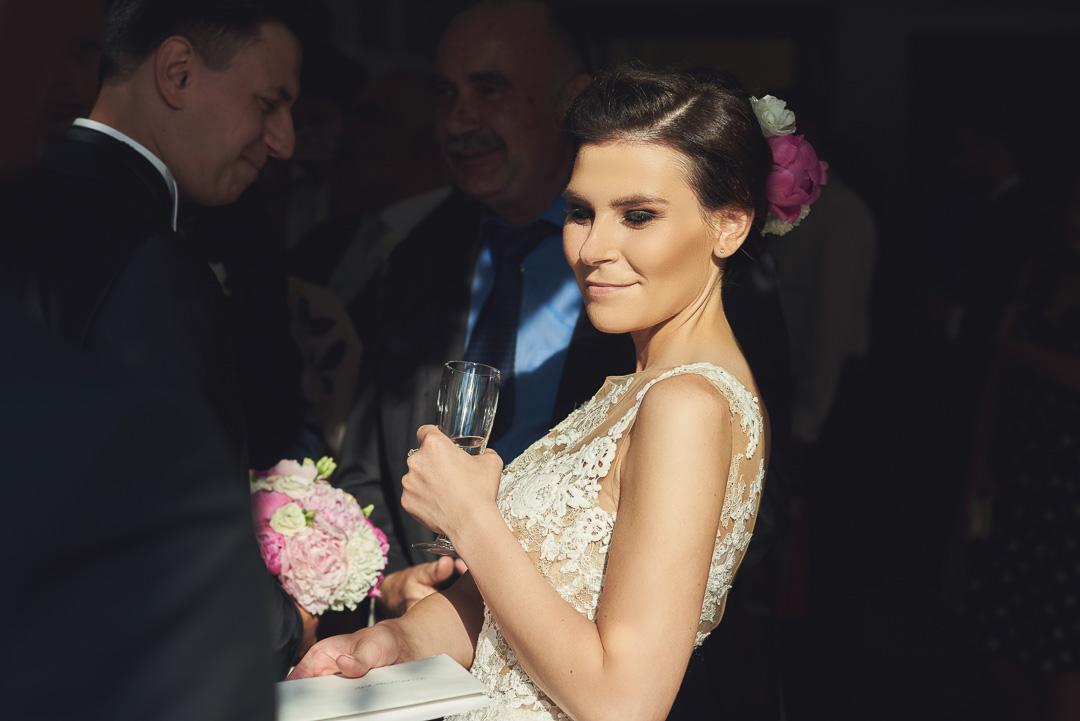 Fotoreportaż ze ślubu Ani i Patryka / Villa Julianna 71