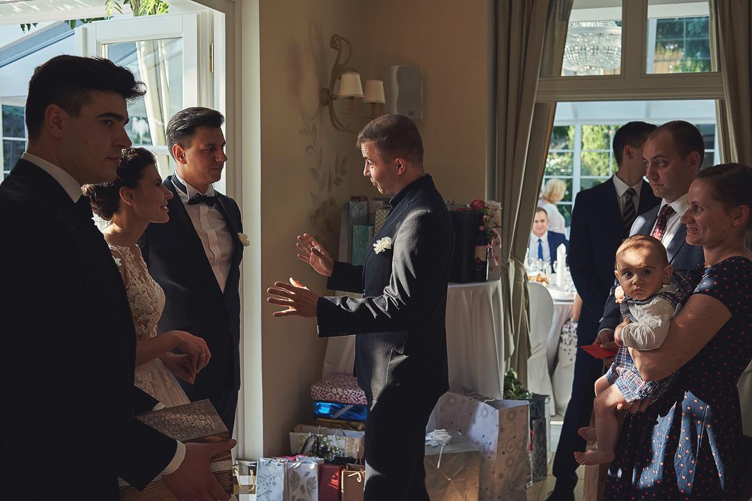 Fotoreportaż ze ślubu Ani i Patryka / Villa Julianna 78