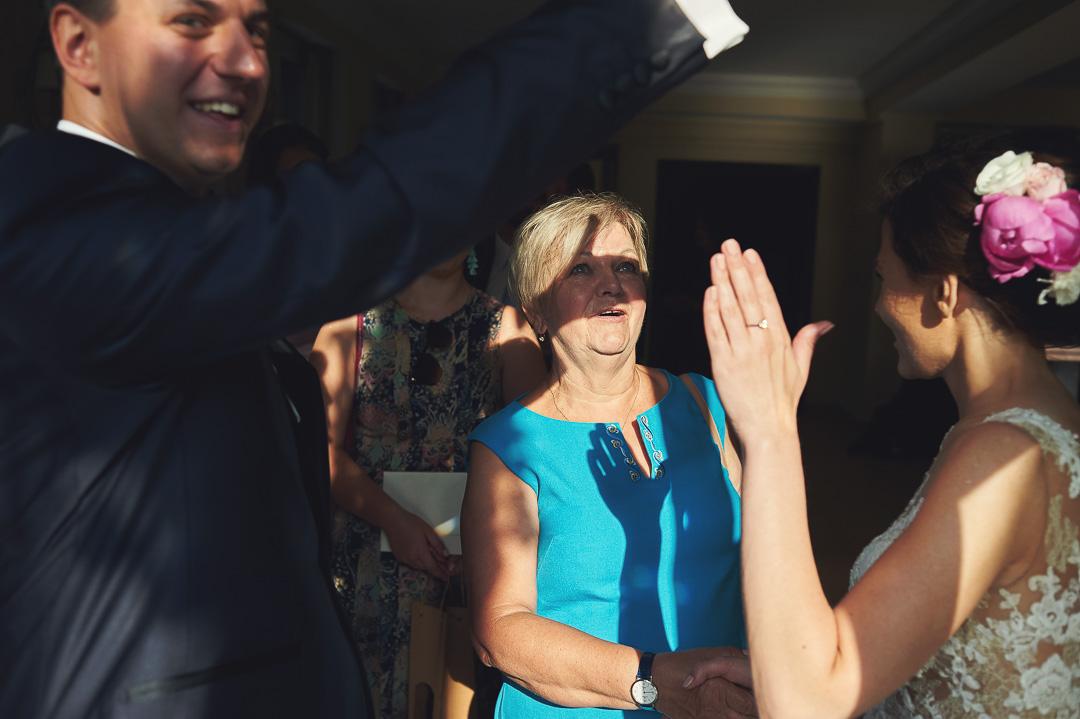 Fotoreportaż ze ślubu Ani i Patryka / Villa Julianna 79