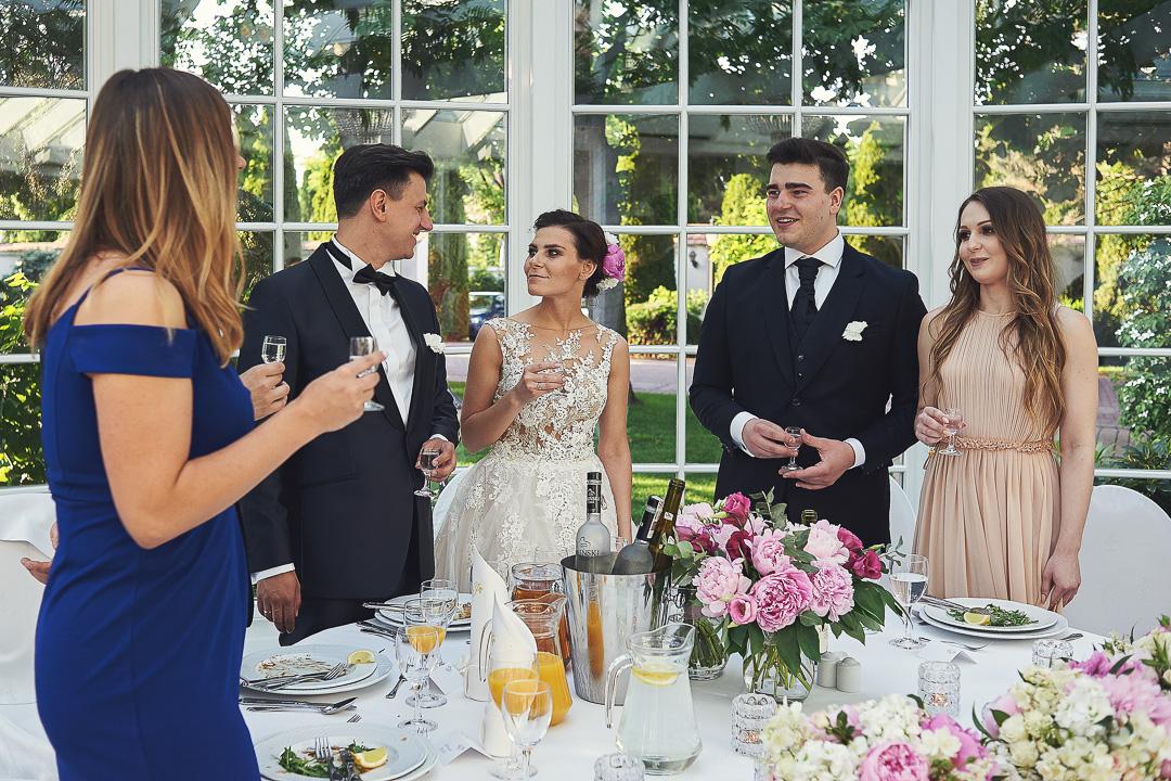 Fotoreportaż ze ślubu Ani i Patryka / Villa Julianna 82