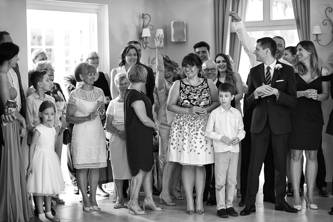 Fotoreportaż ze ślubu Ani i Patryka / Villa Julianna 84