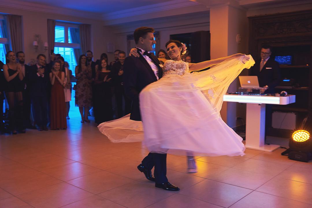 Fotoreportaż ze ślubu Ani i Patryka / Villa Julianna 85