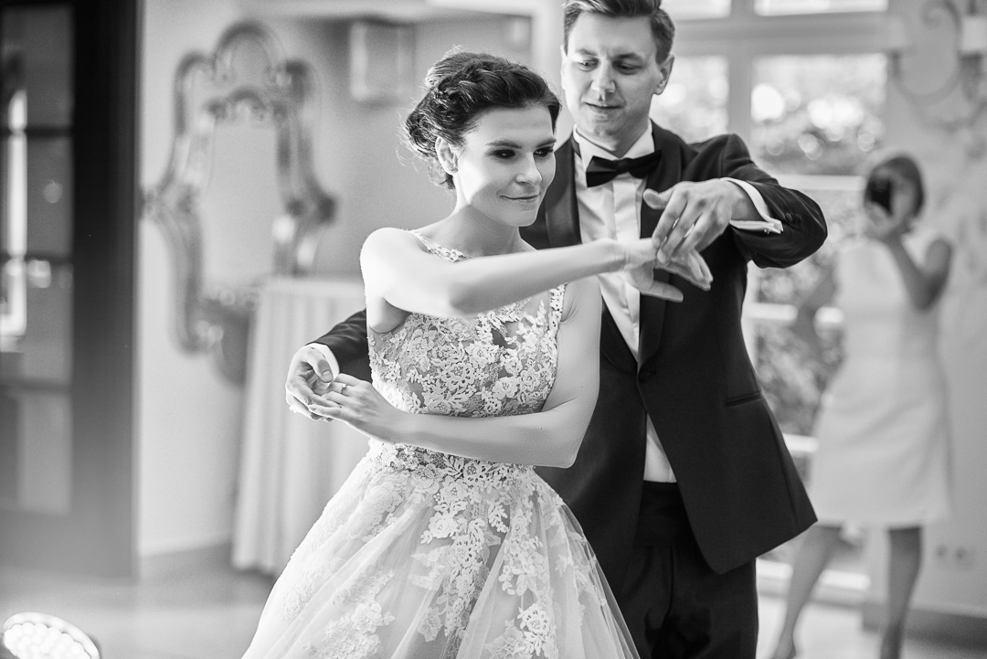Fotoreportaż ze ślubu Ani i Patryka / Villa Julianna 86