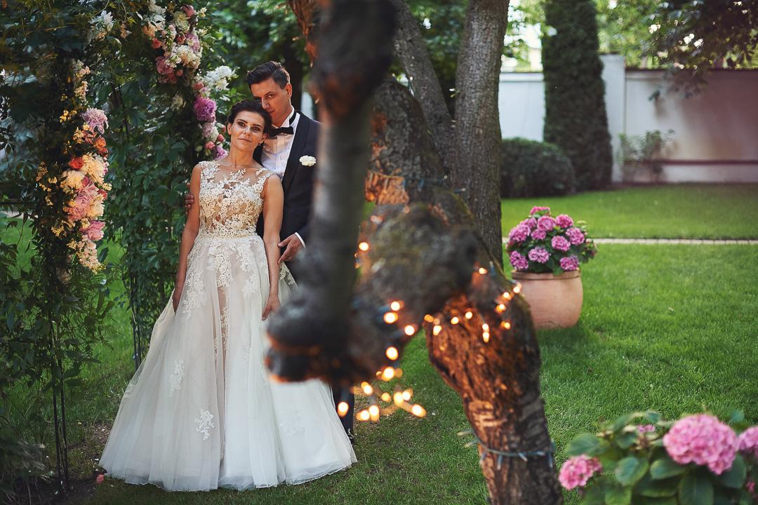 Fotoreportaż ze ślubu Ani i Patryka / Villa Julianna 88