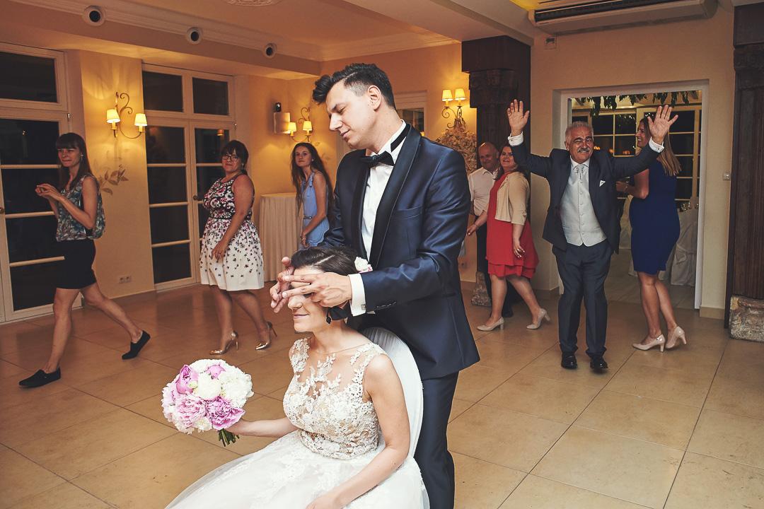 Fotoreportaż ze ślubu Ani i Patryka / Villa Julianna 111