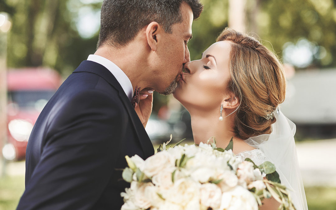 Kasia i Marek – fotoreportaż ślubny