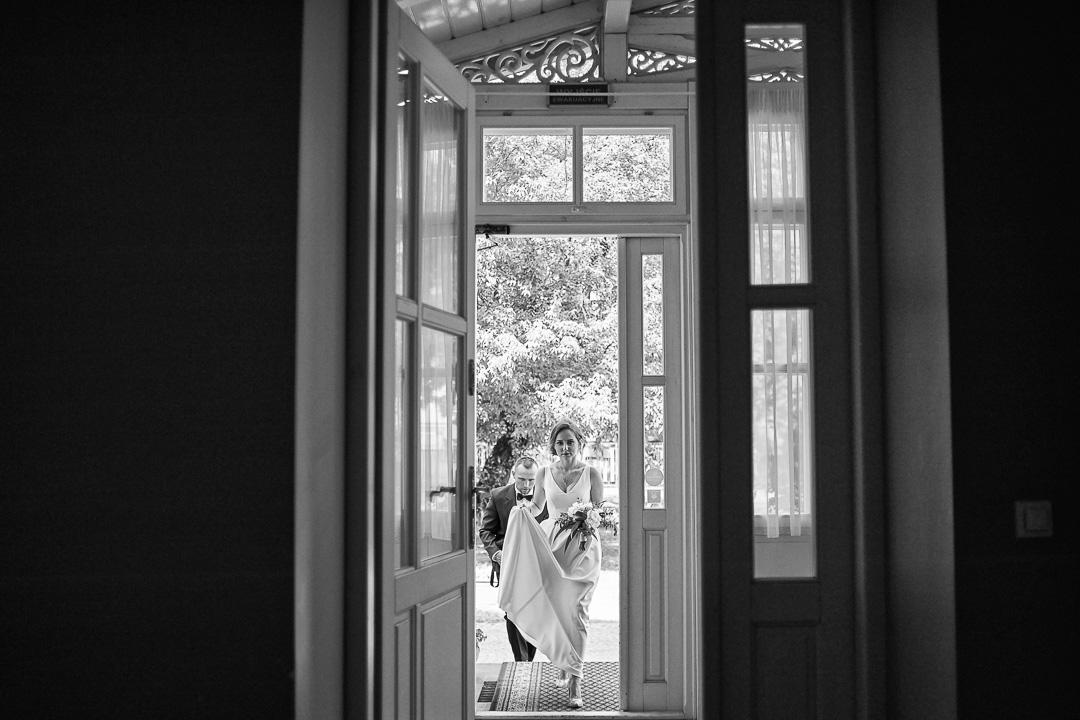 Kasia i Marek - fotoreportaż ślubny 6
