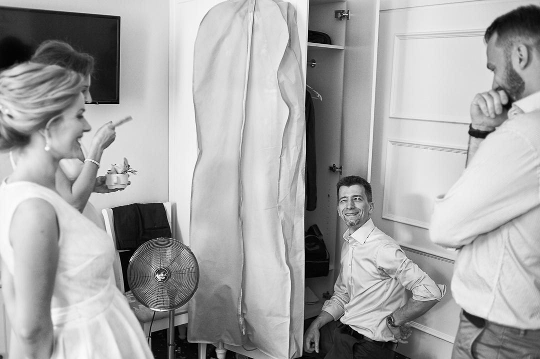 Kasia i Marek - fotoreportaż ślubny 10