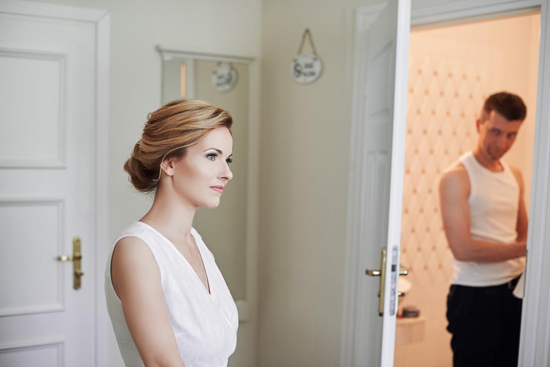 Kasia i Marek - fotoreportaż ślubny 11