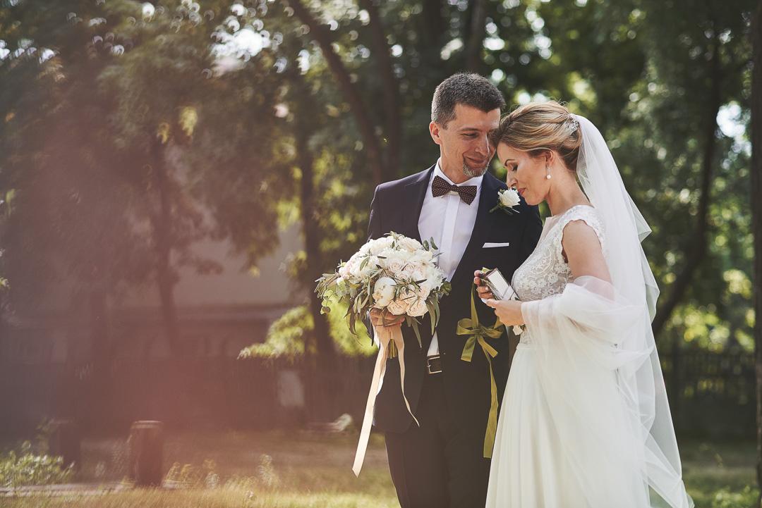 Kasia i Marek - fotoreportaż ślubny 37